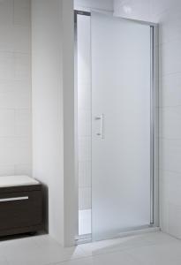 Jika Cubito Pure - sprchové dveře jednokřídlé 100 cm, sklo čiré H2542430026681
