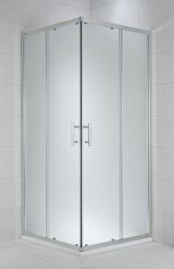 Jika Cubito Pure - sprchový kout čtvercový 80 cm, sklo Arctic H2512410026661