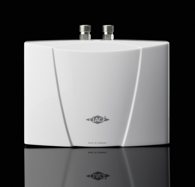 Clage - Krabec MBH3 - 3,5 kW malý tlakový průtokový ohřívač 1500-16003