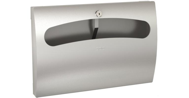 Franke: sanita Stratos - zásobník papíru na WC sedátko STRX680