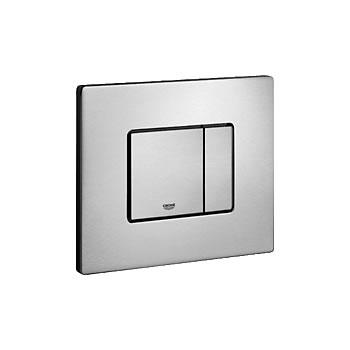 Grohe Skate Cosmopolitan - ovládací WC destička dvojčinná, EcoJoy, ocel 38776SD0