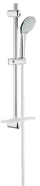 Grohe Euphoria - sprchová souprava Duo, tyč 600 mm 27230001