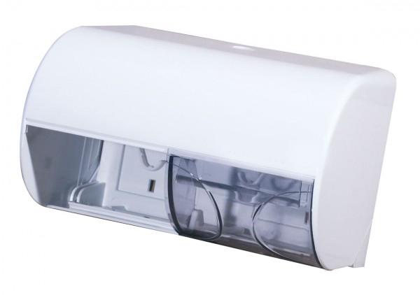 Bono HS Standard - zásobník toaletního papíru, plast bílý B554