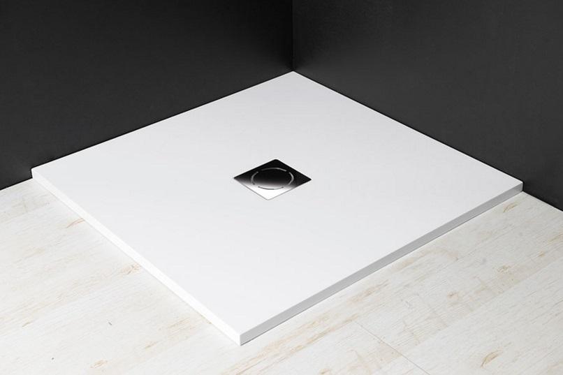 Polysan Flexia 90x90 vanička z litého mramoru, čtvercová 71546