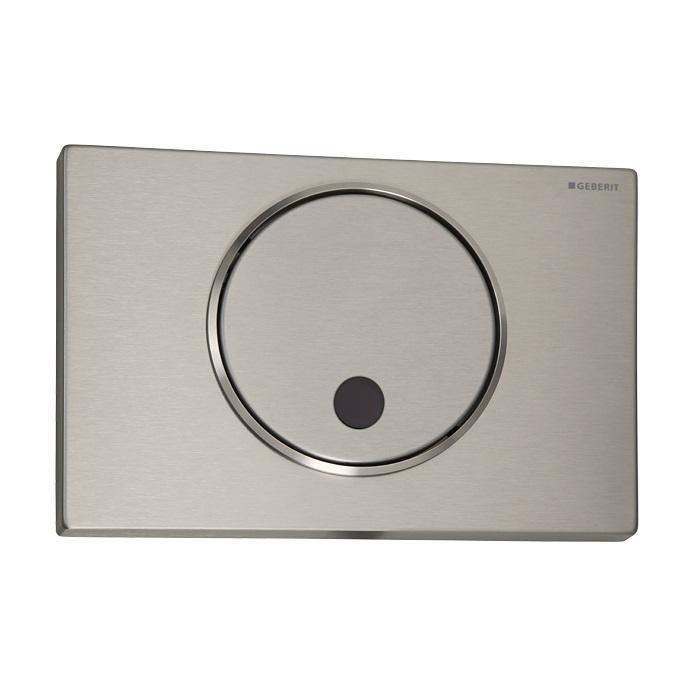 Sanela SLW 02GT - Automatický splachovač WC pro splachovací nádržku Geberit - tlačítko Tango 14022