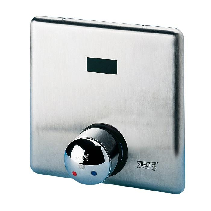 Sanela SLS 02B - Automatické ovládání sprchy se směšovací baterií pro bateriové napájení 02026