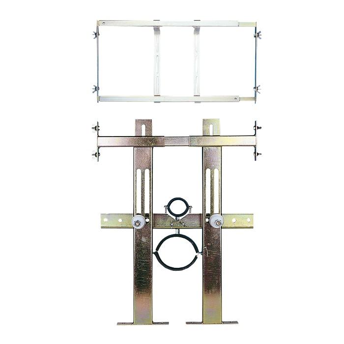 Sanela SLR 03N - Rám do sádrokartonu pro závěsná WC se splachovačem SLW 01NK 08031