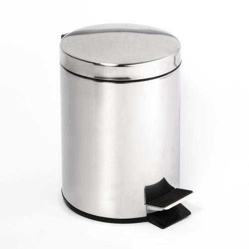Bemeta design Odpadkový koš 20L, nerez lesk 104315082