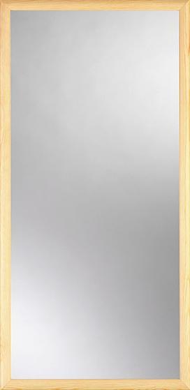 Amirro 202-150 zrcadlo, obdélník, dřevěný rám, 50x40 cm Jupiter P 5040