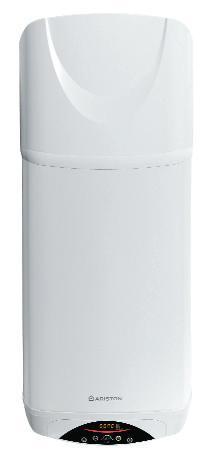 Ariston NUOS 120 - ohřívač vody na bázi tepelného čerpadla, 80 l 3210013