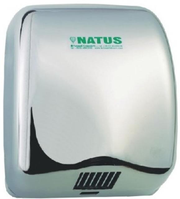 Bono HS Natus 24 - osoušeč rukou, fotobuňka, nerez lesk A1MA24