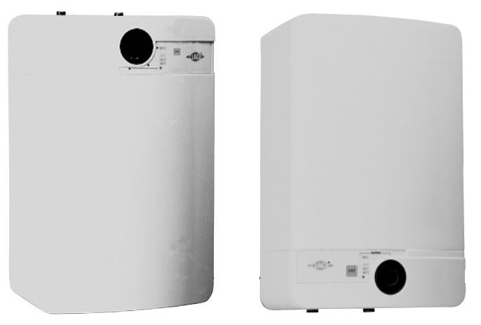 S15-O - 15 l, 2,2 kW zásobníkový ohřívač vody, horní montáž