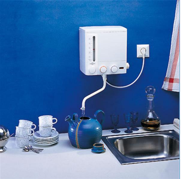 Clage - Krabec K5 - 5 l, zásobníkový ohřívač vody pro přípravu horké vody 4100-41002