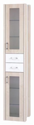 Dřevojas Dreja plus SVZ 35 L/P - skříňka vysoká, závěsná, bříza 94457