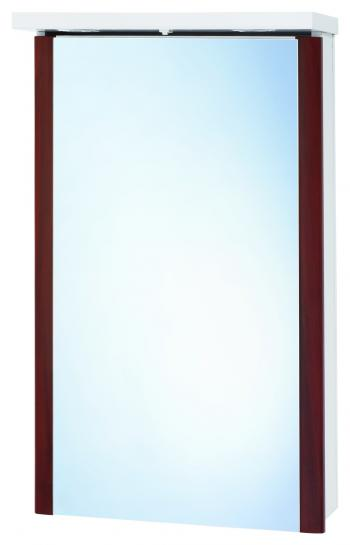 Dřevojas Dreja plus 65 L/P - galerka s halogenovým osvětlením, švestka 99100