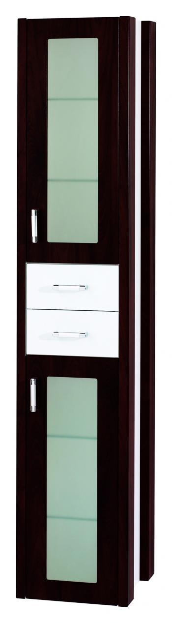 Dřevojas Dreja plus SVZ 35 L/P - skříňka vysoká, závěsná, wenge 94464