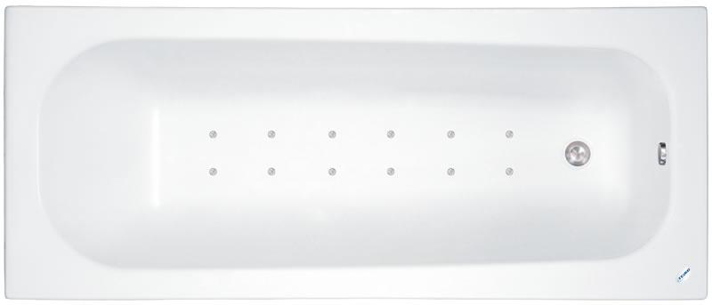 Teiko Klasik 150x70 - masážní systém Eco Air (vzduchová masáž) ECO AIR - Klasik 150