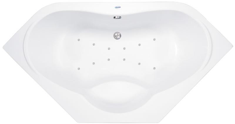 Teiko Naxos 140x140 - masážní systém Easy (vodní masáž) EASY - Naxos