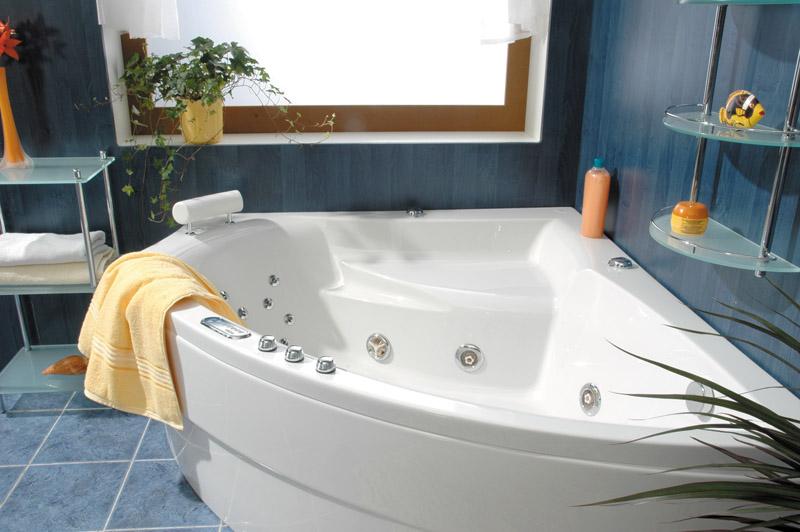 Teiko Auriga 150x150 P/L - masážní systém Duo (vodní a vzduchová masáž) DUO - Auriga P/L