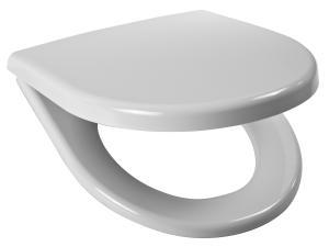 Lyra Plus - WC sedátko, duroplast, pro závěsné klozety