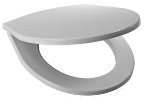 Jika Lyra Plus - WC sedátko, termoplast, pro závěsné klozety H8933870000001