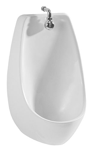 Jika Domino - urinál, bez otvoru pro ventil H8411000000001