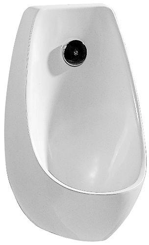 Jika Domino - urinál, s otvorem pro ventil H8411010000001