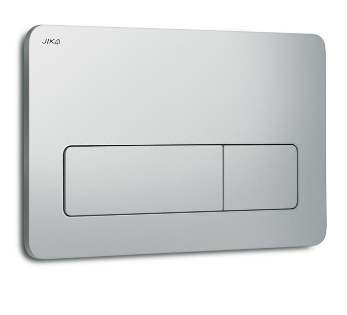 Jika PL3 Dual Flush - tlačítko dual-flush, chrom matný H8936640070001