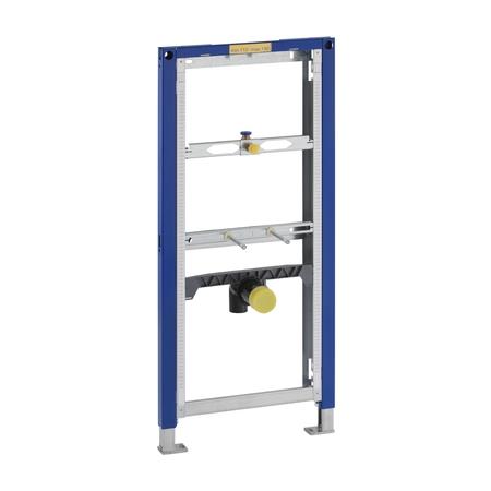 Montážní prvek Duofix Universal pro pisoár, stavební výška 112-130 cm