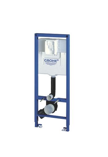 Grohe Rapid SL pro závěsné WC, provedení pro tělesně postižené 38675001