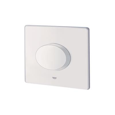 Grohe Skate Air - ovládací WC destička jednočinná, bílá 38565SH0