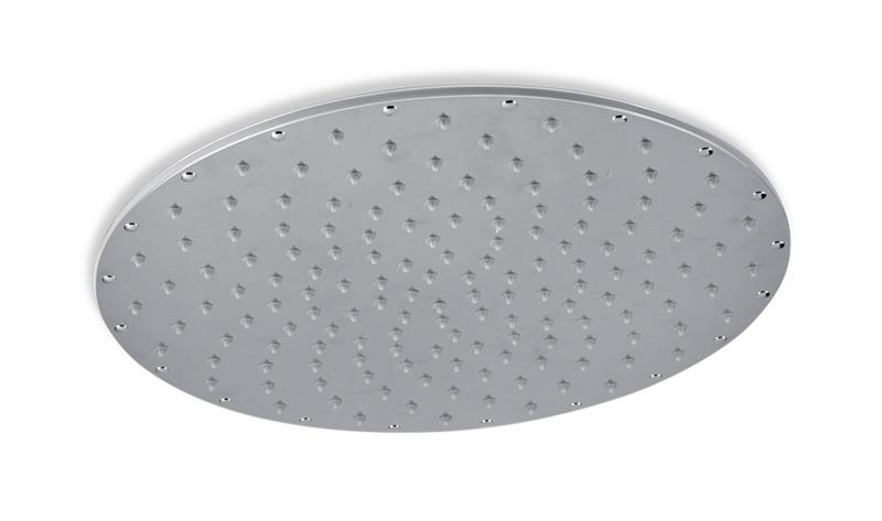 Novaservis Pevná sprcha nerez kruh tropický déšť 300 mm RUPV/240,0