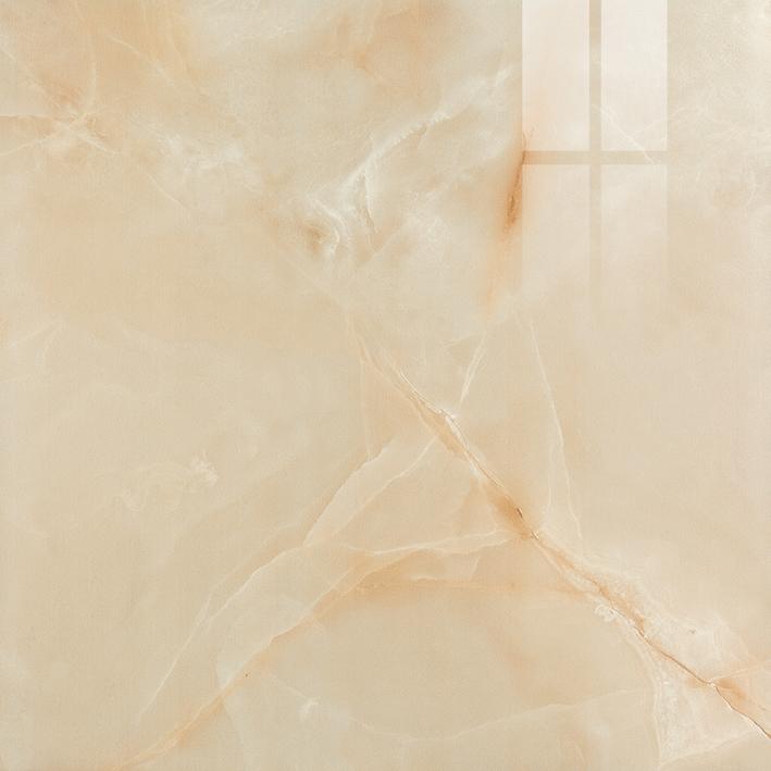 Lazio beige polished - dlaždice rektifikovaná 59,3x59,3 béžová