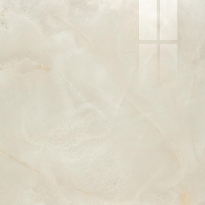 Lazio white polished - dlaždice rektifikovaná 59,3x59,3 bílá