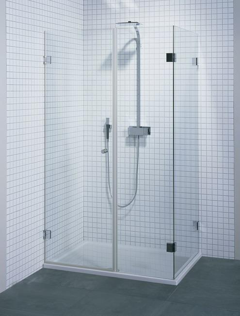 Riho Rohový sprchový kout SCANDIC S 204 - 80x80 cm GC81200