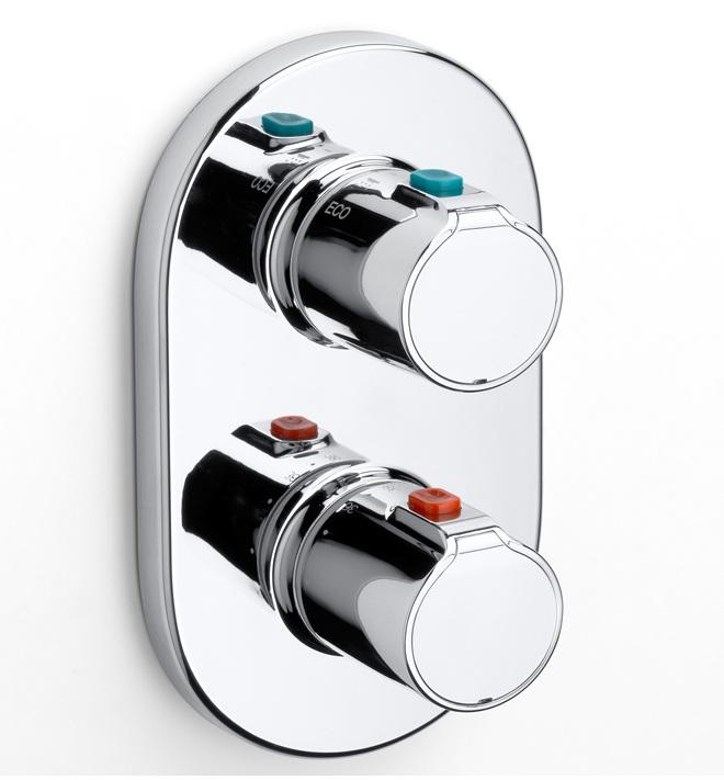 Roca Victoria - sprchová podomítková termostatická baterie A5A2918C00