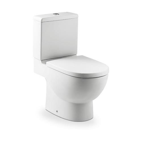 Roca Meridian - kombi klozet+WC nádrž, hluboké splachování, vario odpad, bez sedátka A342247000+A341240000