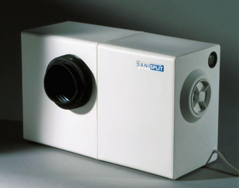 Tecma Drain SPLIT 3 COMBI sanitární kalové čerpadlo TC30715800