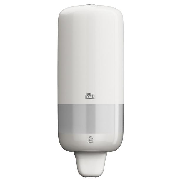 Tork S1 zásobník na tekuté mýdlo - plast bílý 560000