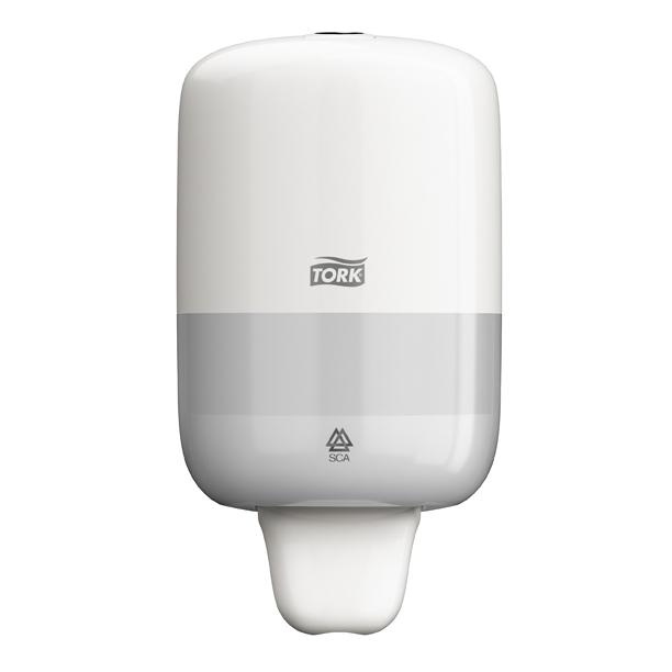 Tork S2 mini zásobník na tekuté mýdlo - plast bílý 561000