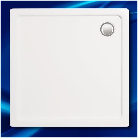 Vagnerplast Uran - boxová čtvercová sprchová vanička 90x90 cm VPDA090URABO1X-01
