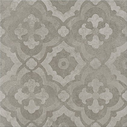 Parchwork Kobe Grey - dlaždice 29,8x29,8 šedá