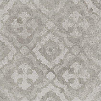 Parchwork Kobe Light Grey - dlaždice 29,8x29,8 šedá