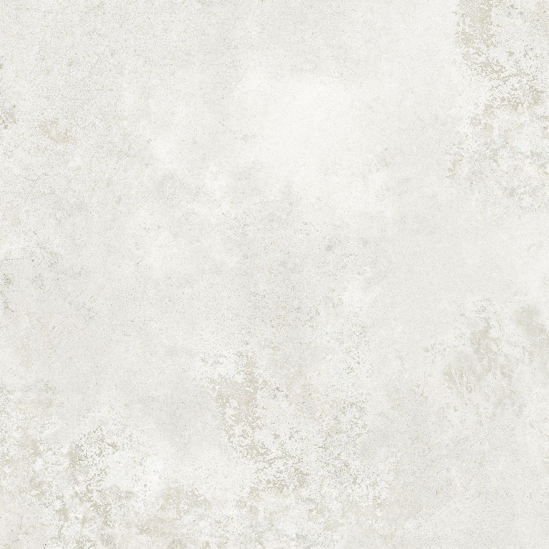 Torano white lap - dlaždice rektifikovaná 59,8x59,8 bílá pololesklá