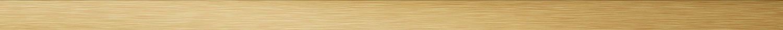 Touch gold mat - obkládačka listela 2,3x59,8 zlatá