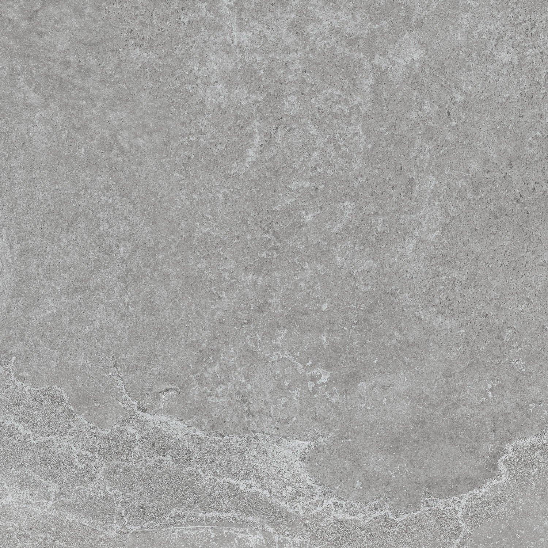 Grand Cave grey str - dlaždice rektifikovaná 59,8x59,8 šedá