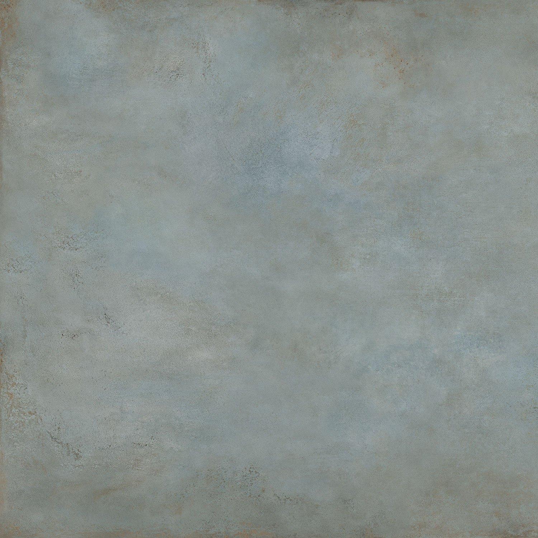 Patina Plate blue mat - dlaždice rektifikovaná 59,8x59,8 modrá matná