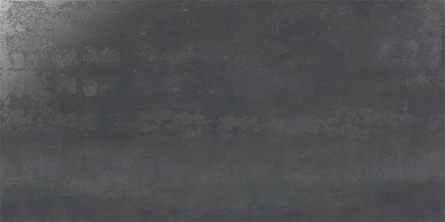 Ionic Steel - dlažba rektifikovaná 60x120 černá