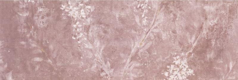 Prowall Aubergine Affresco - obkládačka rektifikovaná 25x75 růžová