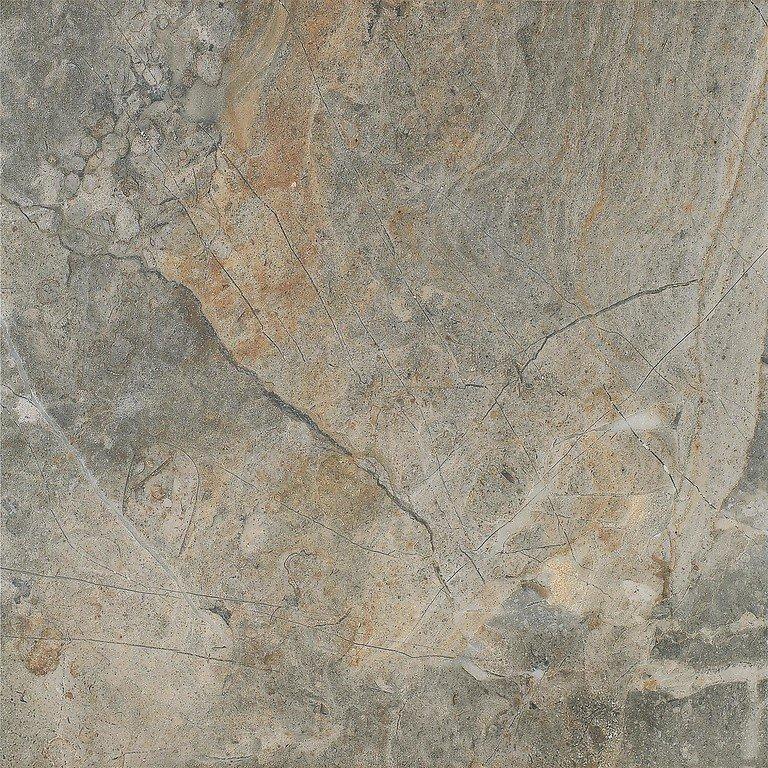Rustyk grey - dlaždice 42x42 šedá
